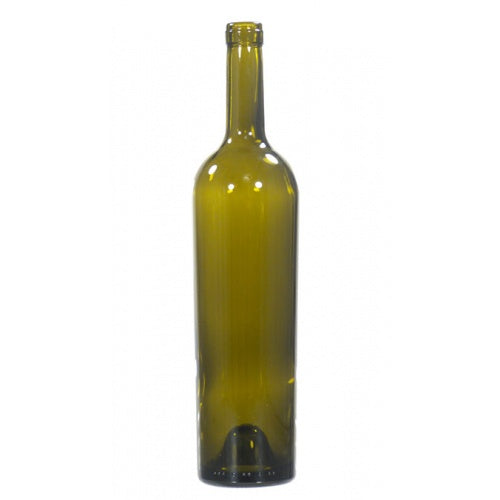 Wine Bottles (Claret Fancy), 750ml (Case of 12) - Pallet of 64 Cases - Brew My Beers