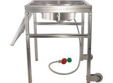 BrewBuilt AfterBurner w/Handle and Casters - Brew My Beers