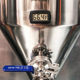 Ss Brewtech LCD Temp Display for Mash Tuns, Chronicals & FTSs Systems - Brew My Beers