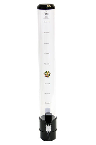Beer Tubes 32 Inch 100oz. Tube with Standard Tap - Brew My Beers
