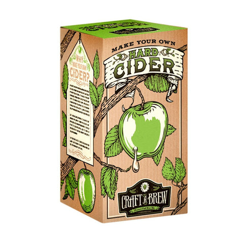 Craft A Brew Cider Making Kit - Brew My Beers