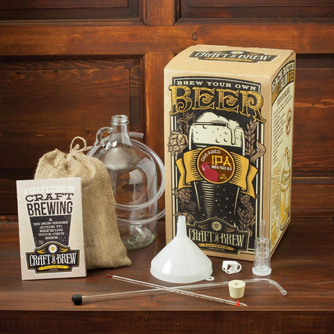 Craft A Brew Oak Aged IPA Brewing Kit - Brew My Beers