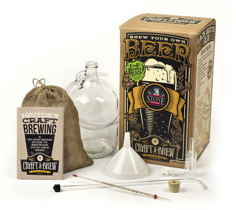 Craft A Brew Stone Pale Ale Brewing Kit - Brew My Beers