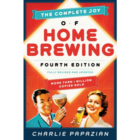 Complete Joy Of Homebrewing - Fourth Edition - Brew My Beers