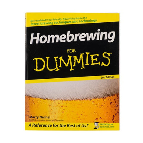 Homebrewing for Dummies - Brew My Beers
