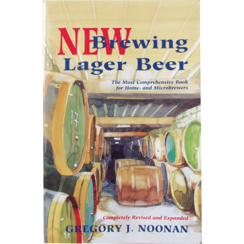 New Brewing Lager Beer: The Most Comprehensive Book for Home and Microbrewers - Brew My Beers