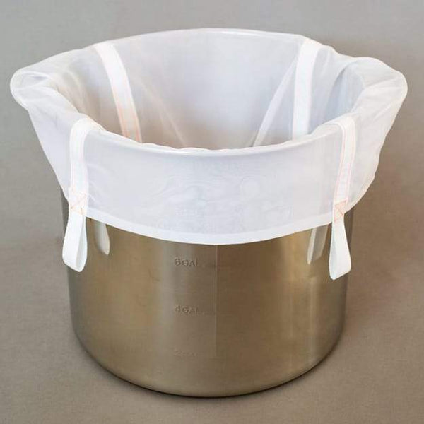 The Brew Bag for Kettles-Designed for Brew In A Bag and used in ALL mash tuns - Brew My Beers
