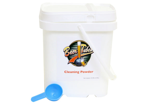 Beer Tubes 5 Lb. Cleaning Powder - Brew My Beers