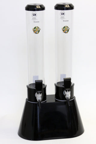 Beer Tubes Double Base Tabletop Beverage Dispenser - Brew My Beers