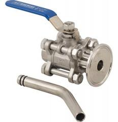 "Ss Brewing Tech Chronical - Replacement 1/2"" Ball Valve and Racking Arm - Brew My Beers"