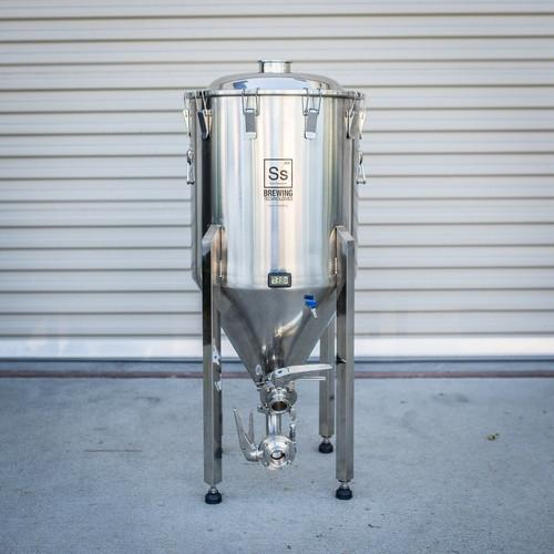 Ss Brewtech Chronical Brewmaster Edition Fermenter Half bbl - Brew My Beers