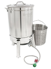 Bayou Classic 44 Qt. Stainless Brew Kit - Brew My Beers