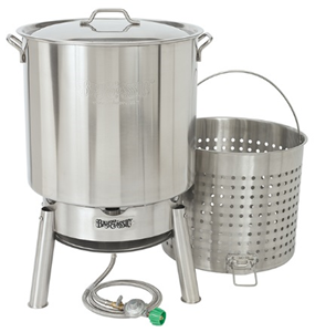 Bayou Classic 82 Qt. Stainless Brew Kit - Brew My Beers