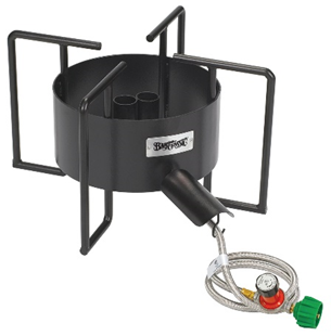 Bayou Classic 30 PSI Dual Jet Bayou Cooker with Hose Guard - Brew My Beers