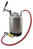 The Weekend Brewer CO2 Injection System for Disposable Cartridges - Brew My Beers