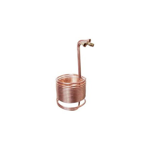 Immersion Wort Chiller with Recirculation Arm - Brew My Beers