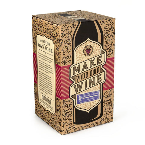 Craft A Brew Cabernet Wine Kit - Brew My Beers