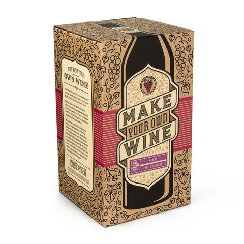 Craft A Brew Merlot Wine Kit - Brew My Beers