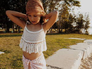 Little Wanderer Top