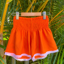 Load image into Gallery viewer, Ivy Shorts - Orange