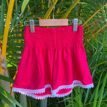 Load image into Gallery viewer, Ivy Shorts - Fuschia