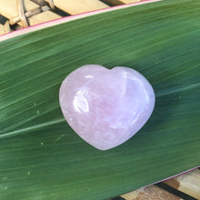Load image into Gallery viewer, Rose Quartz Heart