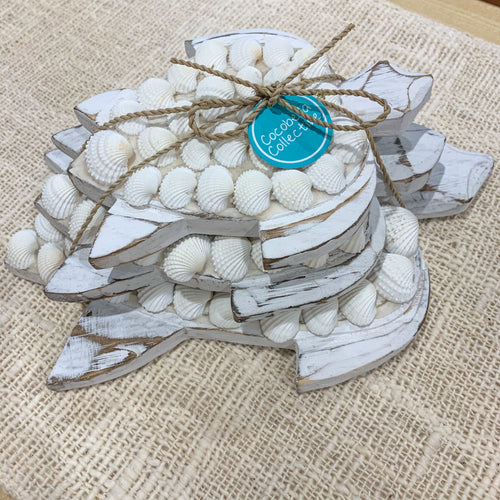 Turtle Wall Hanging set of 3