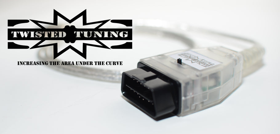 Twisted Tuning K+Dcan Blaze Cable