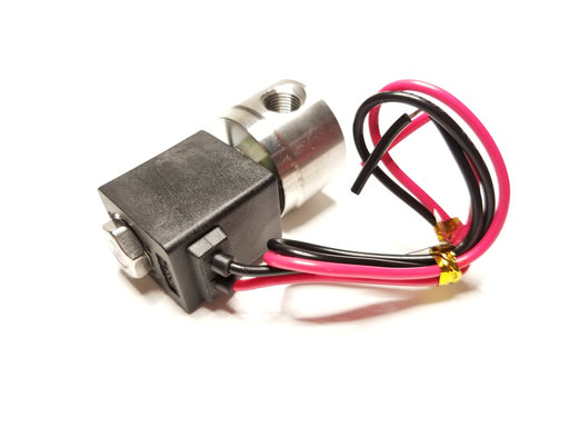Twisted Tuning Swift-Flow Solenoid (TT-SFS)