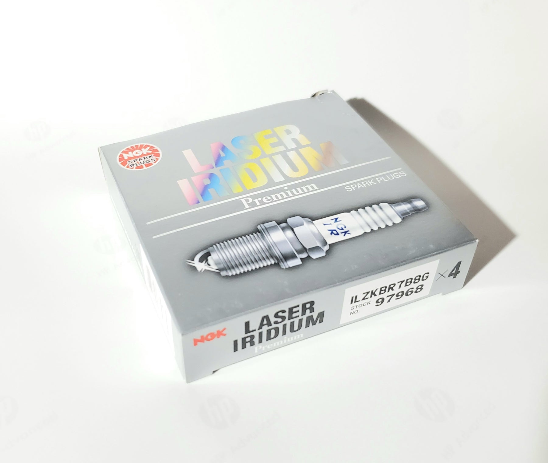 NGK 97968 Iridium Spark Plugs