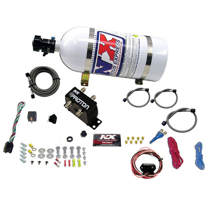 Proton Fly By Wire Nitrous System W/ 10Lb Bottle