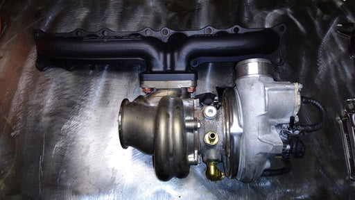 Speedtech Stage 3 Turbo Kit - BMW N55