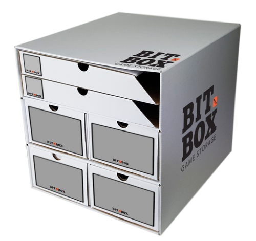 BIT Box - LIMITED EDITION WHITE