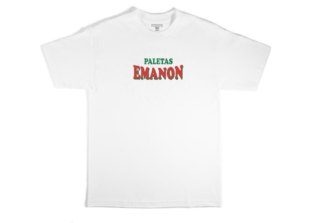 Paletas T-Shirt White