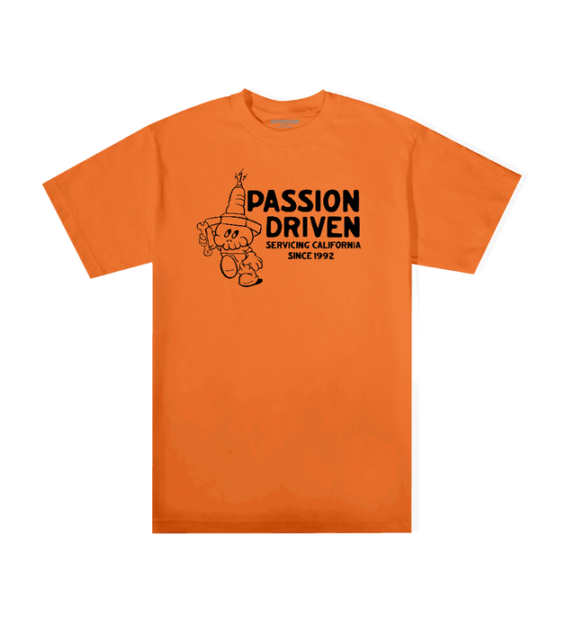 Wrench T-shirt Orange