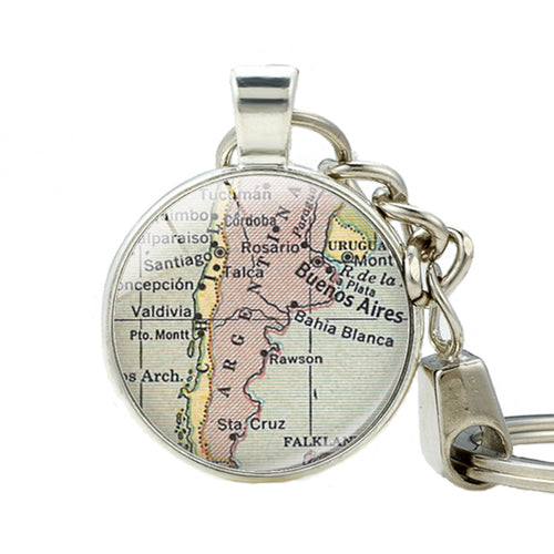 World collection keychainable argentina map keychain gumiabroncs Gallery