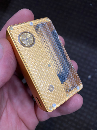 Mums Acrylic Dotmod AiO Doors Crystal Clear Diamonds