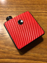 Grippy Cherry Red g10 Bantam Box panels (mod not included)