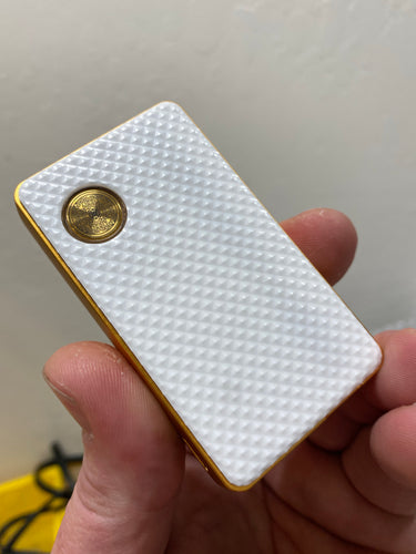 Mums Acrylic Dotmod AiO Doors White Diamonds