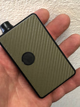 OD Green g10 Controls Grippy billet box rev4 doors with buttons and screen cut out (mod not included)