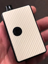Ivory g10 Switch Grippy billet box rev4 doors with buttons and screen cut out (mod not included)
