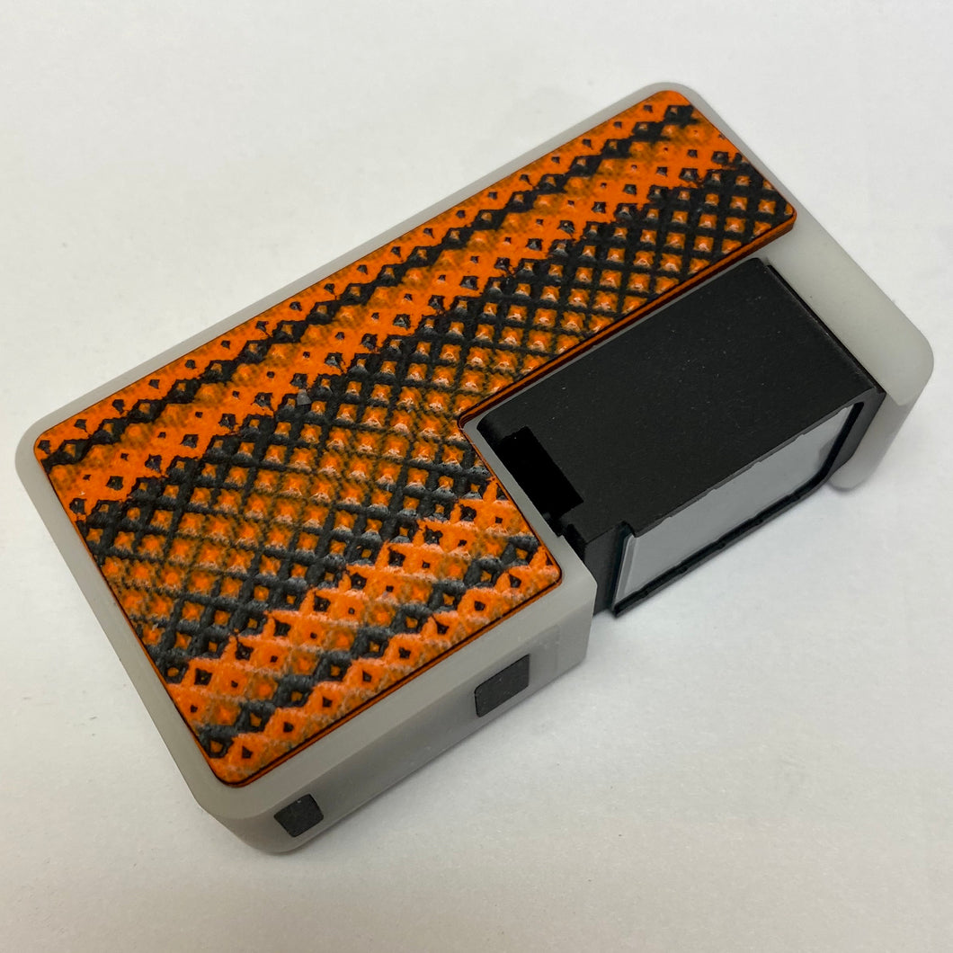 Black and Orange G10 Diamond Key Doors (Mod not included)