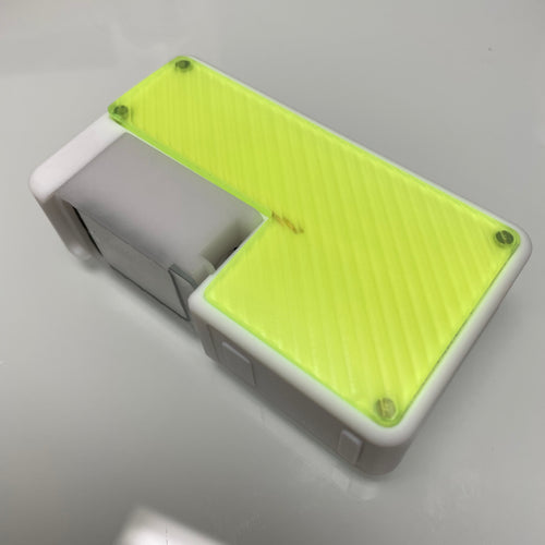 Neon Green Acrylic Grippy Key Doors (Mod not included)