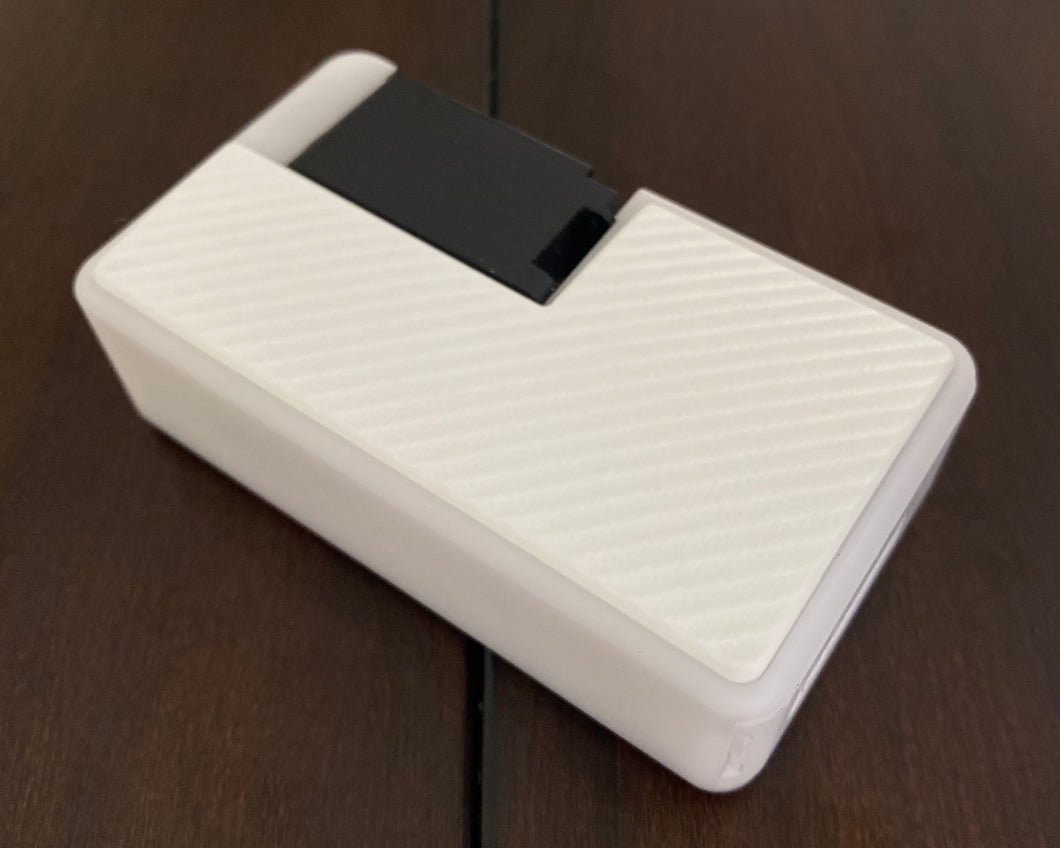White G10 Grippy Key Doors (Mod not included)