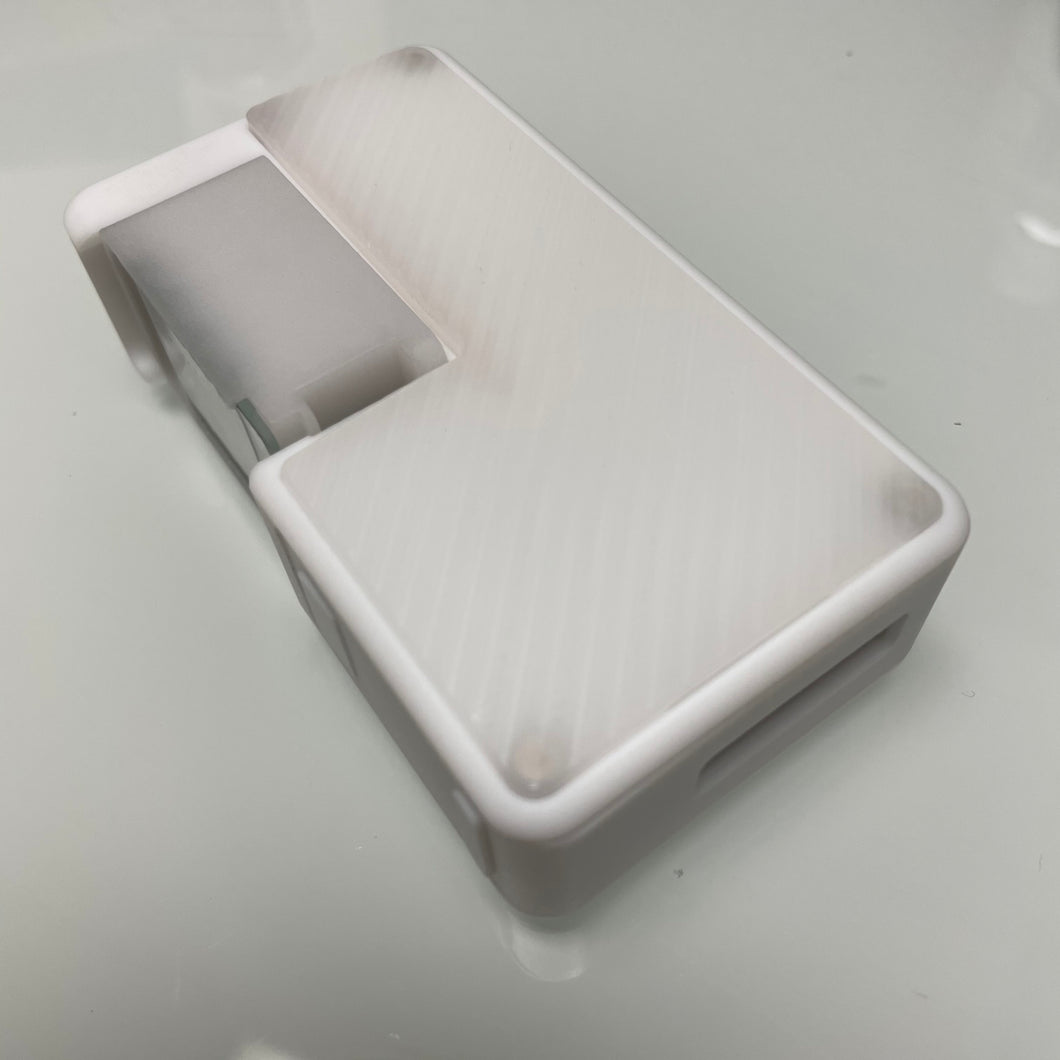 Milky White  Acrylic Grippy Key Doors (Mod not included)