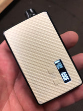 Ivory g10 Switch Diamond billet box rev4 doors with buttons and screen cut out (mod not included)