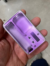Light Purple Curved Clams billet box rev4 doors (mod not included)