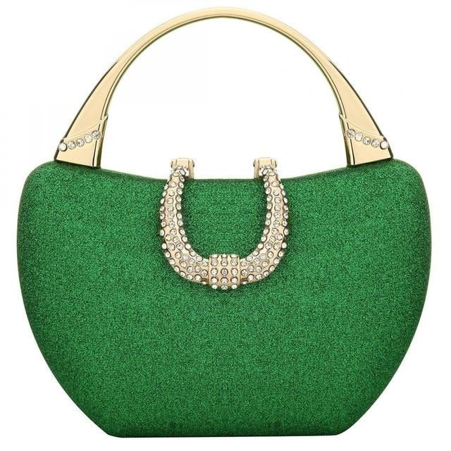 Sparkling Shoulder Envelope Party Handbags