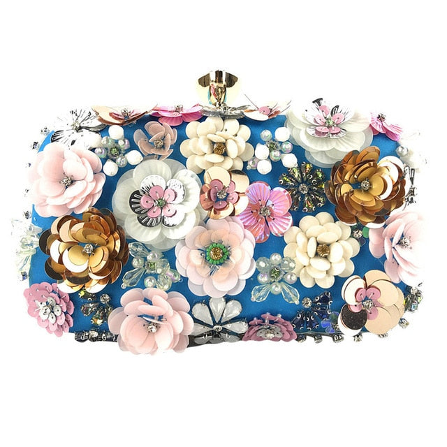 Luxury Designer Decorated Clutches