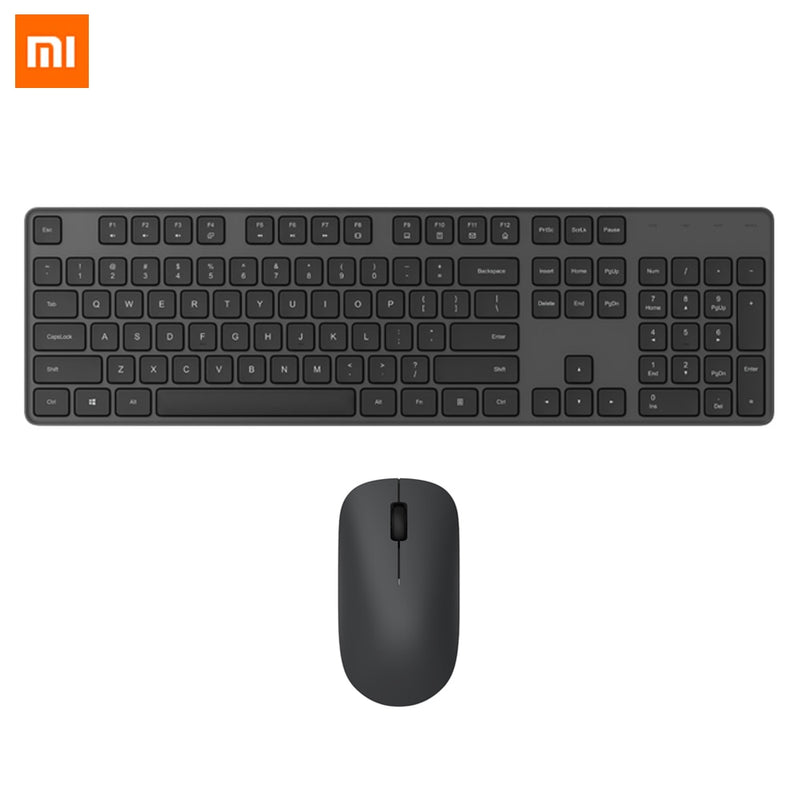 Xiaomi Wireless Keyboard & Mouse Set 2.4GHz Portable